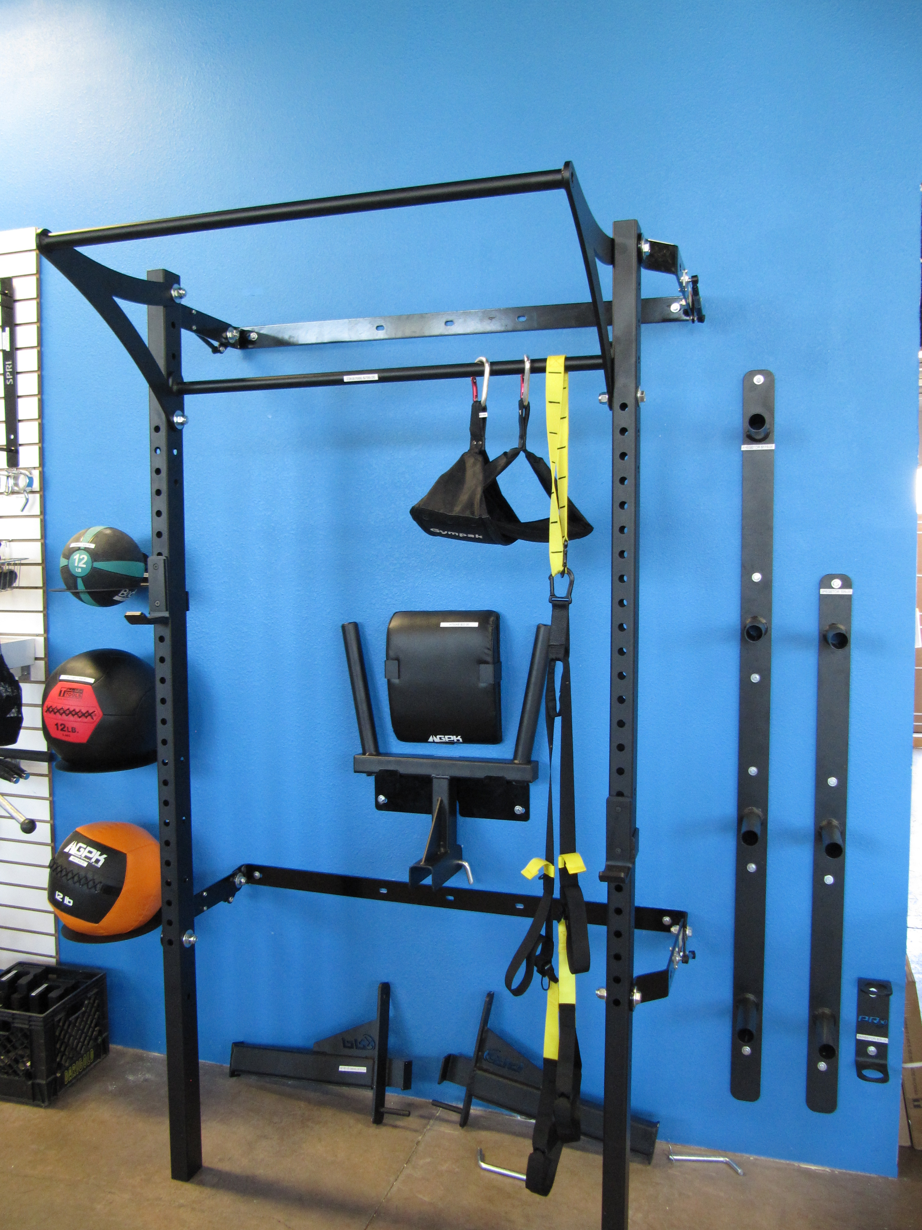 Prx Profile Rack With Kipping Bar 799 00