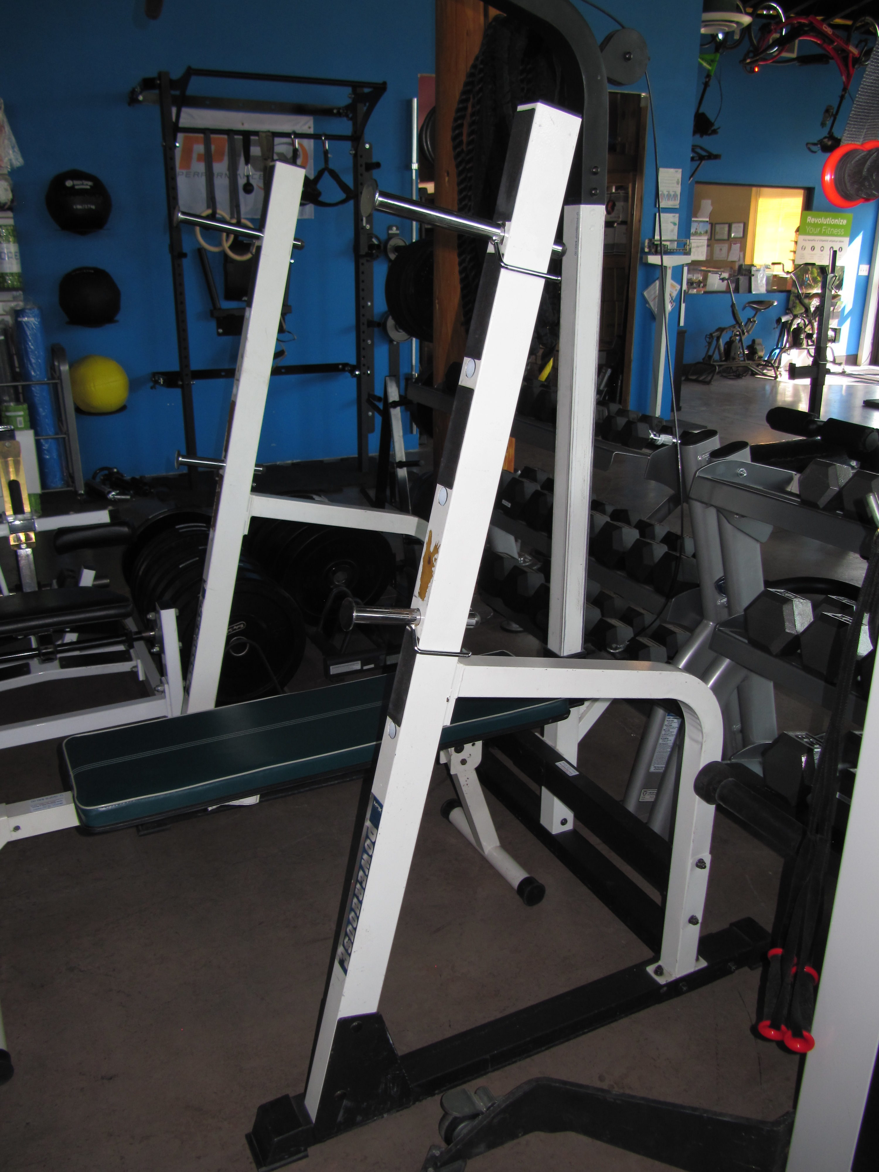 Used Squat Rack >> Strength Page 2 Back In Action