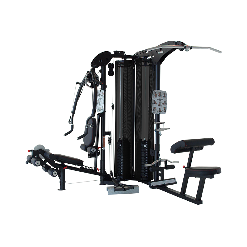 Inspire m multi gym u back in action